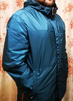 Куртка ветровка Prada двухсторонняя