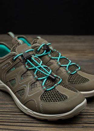 Летние женские кроссовки ecco terracruise оригинал р-37