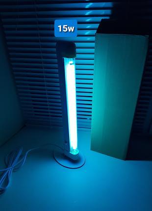 Бактерицидная безозоновая лампа