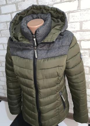 Fb sister крутая куртка пуховик для мальчика подростка