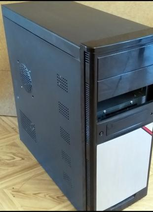 Корпус ATX + Блок питания 350W с подсветкой