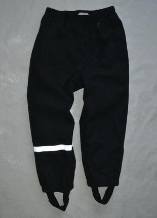 Детские штаны на дождь,грязь,слякоть h&m (эйч энд эм)