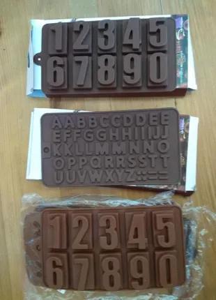 Силиконовые формы для конфет, шоколада, леденцов, мармелада