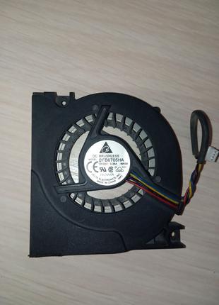 Вентилятор для ноутбука Delta Brushless BFB0705HA DC5V