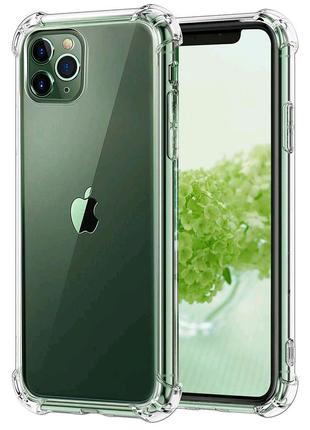 Чехол GETMAN Ease с усиленными углами для Apple iPhone 11 Pro (5.