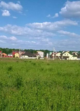 участок 10 соток в Красноселке