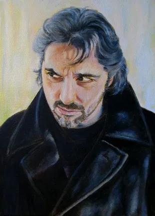 "Картина "" Михаил Горшенёв"" (КиШ)."