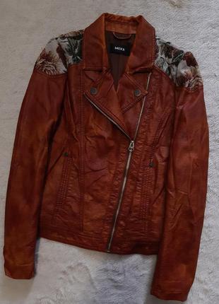 Куртка косуха размер 10-12 лет mexx