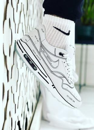Nike Air Max 1 Schematic(Топ качество) 💥