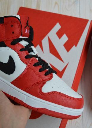 Кеды Nike Air Jordan