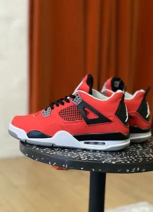 💥Nike Air Jordan 4 Retro 'Red/Black/White'💥