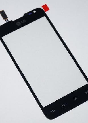 Сенсорный экран (тачскрин) для LG D285 L65 Dual Black