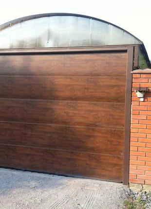 Ворота гаражные, въездные, роллетные
