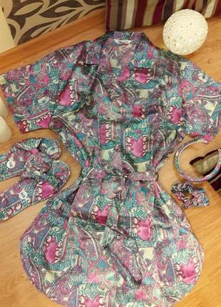 Халат пижама набор