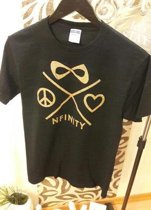 Футболка nfinity.