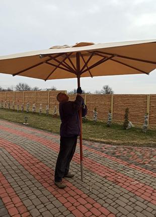Зонты пляжные/садовые/торговые