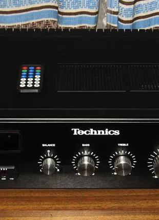 Усилитель TECHNICS (2x100 Wt)