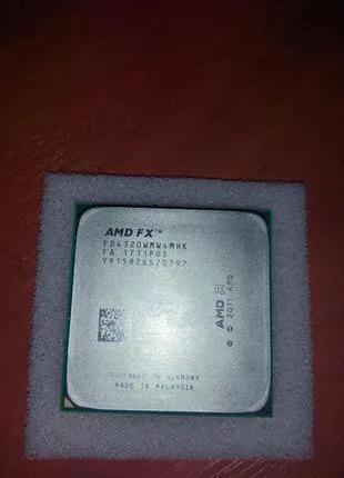 Процессор AMD fx-4320 б/у