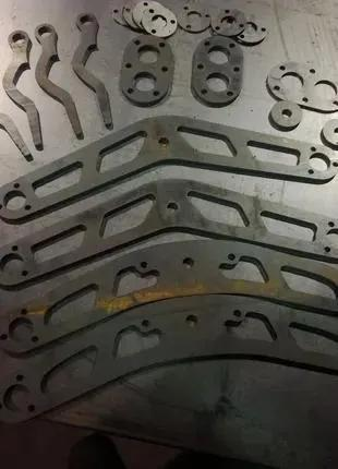 Лазерная резка и гибка металла