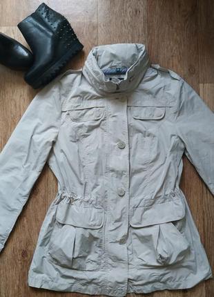 Charles vogele стильный тренч, куртка, ветровка, жакет, пиджак