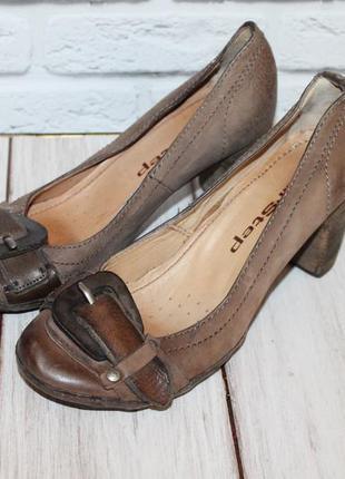 Sale!качественные кожаные туфли airstep всего за 200 грн!