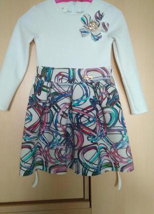 #розвантажуюсь нарядное платье для девочки