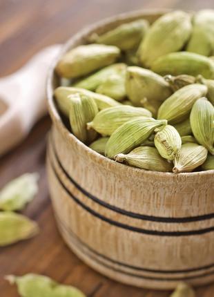 Кардамон в зернах (натуральный в/с) 5 кг