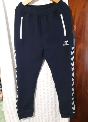 Hummel . Трикотаж. спортивные штаны.