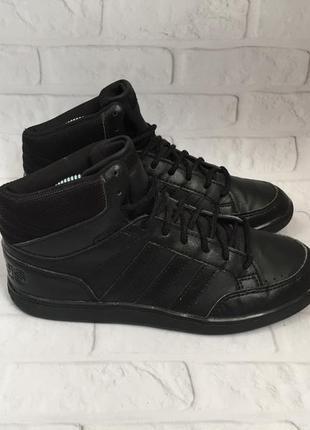 Жіночі кросівки adidas neo hoops женские кроссовки кеды оригинал