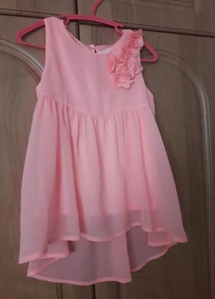 Платье нарядное для девочки на 3 года
