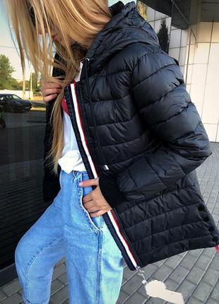 Куртка евро зима с манжетом
