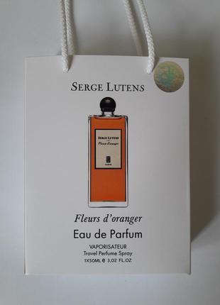 Мини парфюм  в подарочной упаковке 50 мл