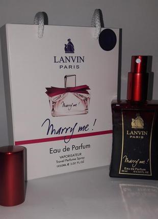 Мини парфюм  подарочной упаковке 50 ml