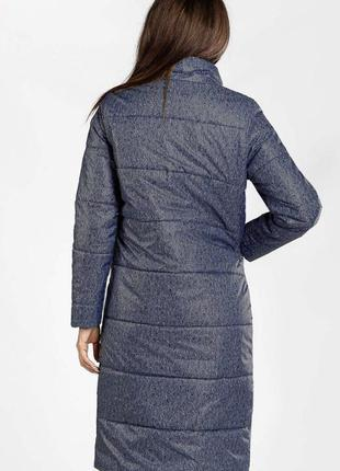 Пуховик/ длинное зимнее пальто