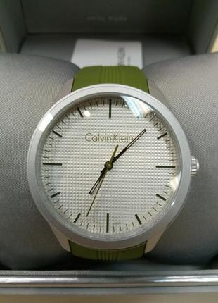 Мужские часы calvin klein. swiss made.100% оригинал.