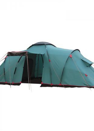 Палатка девятиместная кемпинговая Tramp Brest 9 v2 (TRT-084)