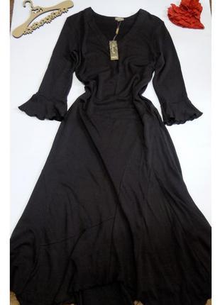 Платье макси 48 50 размер новое нарядное весеннее  распродажа ...