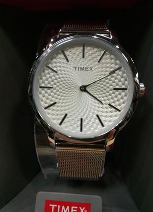 Женские часы timex tx2r36200. оригинал