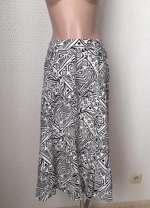 Новая (без этикетки) льняная юбка от canda (c&a), размер нем 3...