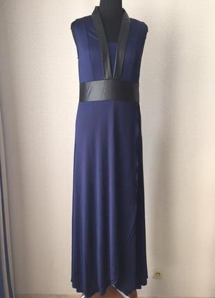 Новое (без этикетки) платье в пол большого размера (нем 42, ук...