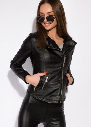Куртка женская из эко кожи