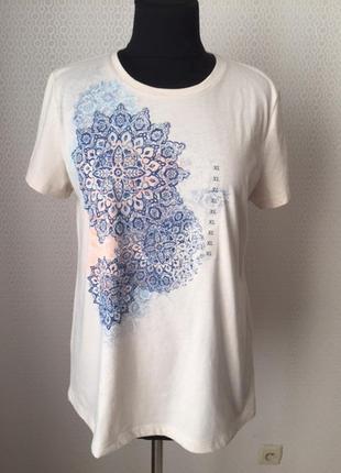 Новая (с этикеткой) футболка большого размера (xl) бренда kohl's