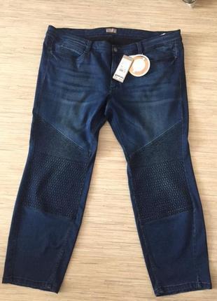 Новые (с этикетками) джинсы очень большого размера (нем 52, ук...