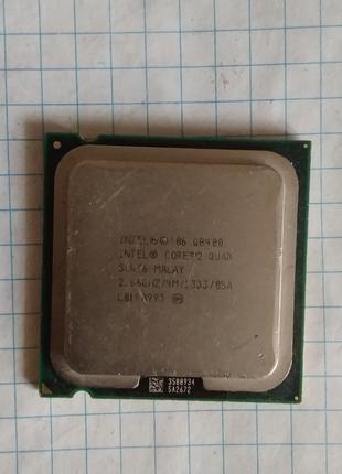 Intel Core 2 Quad Q8400 2.66 GHZ