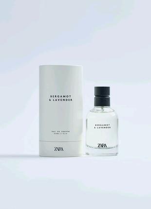 ZARA Bergamot & Lavеnder (EDP 80 ml) (оригінал)