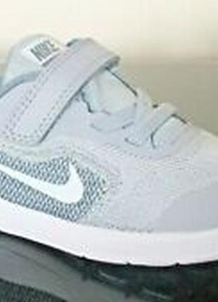 Nike 819415-008 кроссовки кеды серые унисекс 15 см