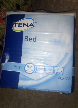Пеленки Tena Bed