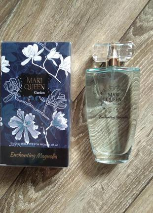 Туалетная вода mari queen garden enchanting magnolia женская 1...