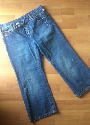 Укороченные джинсы,бриджи, капри  polo ralph lauren