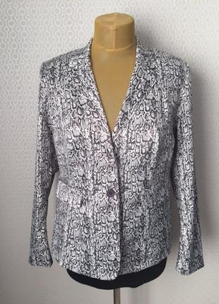 Новый (с этикеткой) трендовый жакет пиджак от bonprix, размер ...